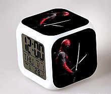 Yyoutop Digital alarm clock children's LED