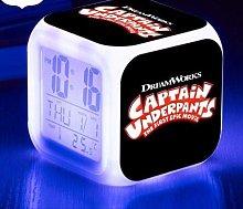 Yyoutop Electronic desk clock panties alarm clock