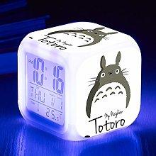 Yyoutop Very Nice Totoro Color Changing Digital