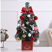 Yyqx Artificial Plants Mini Artificial Christmas