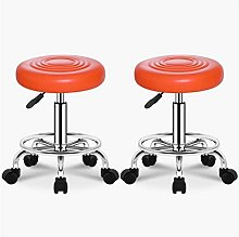 Yyqx Bar Stools Bar Chairs 2pcs Bar Chairs Bar