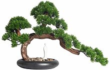 Yyqx Fake Plants Artificial Bonsai Tree Artificial