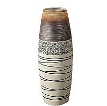 Yyqx vase Ceramic Floor Vase 60cm High 18cm Wide,