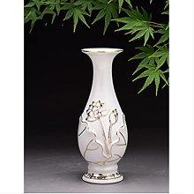 Yyqx vase Ceramic Vase High 20cm Wide 6cm Guanyin