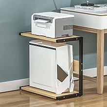 Yyqx Workspace Organizers Simple Printer Rack