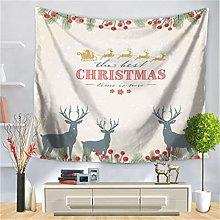 YYRAIN Christmas Home Living Room Bedroom Wall Art