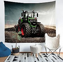 YZHEWQ Wall Tapestry cart Tapestry for Bedroom