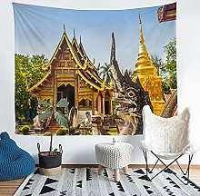 YZHEWQ Wall Tapestry House Tapestry for Bedroom