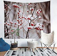 YZHEWQ Wall Tapestry plant Tapestry for Bedroom