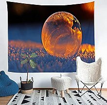 YZHEWQ Wall Tapestry puck Tapestry for Bedroom