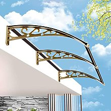 YZJL Canopies Door Window Shelter Roofing Canopie
