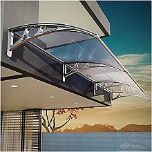 YZJL Canopies Rain Shelter Cover Polycarbonate