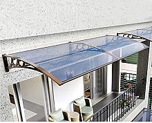 YZJL Canopies Roofing Canopies Polycarbonate Cover