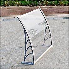 YZJL Canopies Window Door Canopy With Aluminum