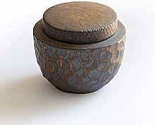 YZJL Mini Cremation Urns Pet Mini Funeral Urn for