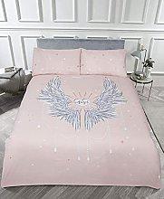 YZLOVGZ Super King Size Duvet Cover Sets Angel