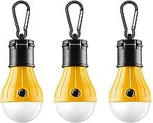 YZOTEK LED Camping Lantern - 3 Pack Portable