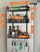Yzwen Fridge Rack Kitchen Rack Refrigerator