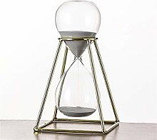 YZZR Hourglass,Sand Timers,30Minutes Colorful Sand