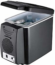 Z&HA 6L 12V Mini Refrigerator Auto Hot Cold