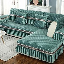 Z IMEI Sectional Sofa Cover velvet Sofa Covers L