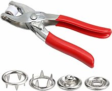 Z-LIANG Five-Claw Button Plier Fixing Hand Tool