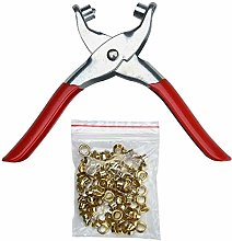 Z-LIANG Hole Punch Hand Pliers Rivets Pliers and