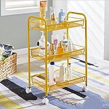 Z@SS 3 Tier Utility Cart, Kitchen Storage With