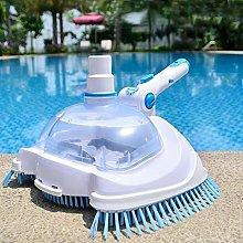 Z@SS Swimming Pool Suction Vacuum Head,Brush