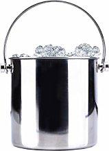 Z-Storage Ice Bucket, Stainless Steel Cooler Ice