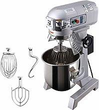 Z ZELUS Commercial Dough Mixer 600W 15L Food Cake