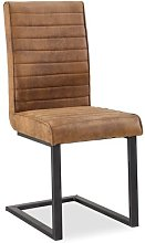 Zac Upholstered Dining Chair (Set of 2) Borough