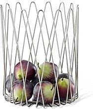 Zack Original Bivio Fruit Basket, 20 x 26 cm,