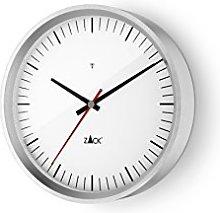 ZACK Wall Clock, Edelstahl