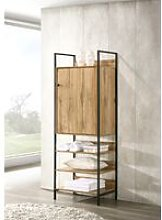 Zahra Storage Wardrobe Clothes Organizer Closet