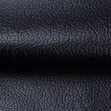 ZAIONE Textured Faux Leather Fabric Leatherette