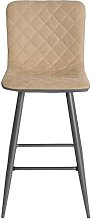 Zaire 71cm Bar Stool Mercury Row Colour