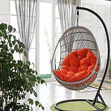 Zairmb Outdoor Swing Hanging Basket Seat Cushion