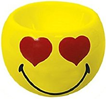 Zak Designs 6727-4462 Smiley Love Yellow