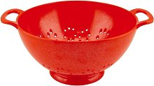 Zak Designs Colander Classic mini in red,