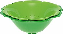 zakdesigns Lettuce Bowl And Colander, Melamine,