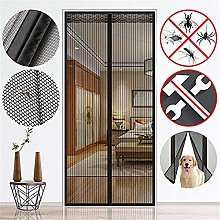 Zalava Fly Screen Door Magnetic Fly Insect Screen