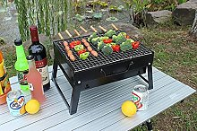 ZALE YARDLEY BBQ Grill, Charcoal Barbecue Grill,