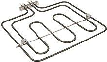 Zanussi ZUF270X 944171296/00 Top Dual Oven/Grill