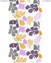 Zanzibar Curtain 140 x 250 cm Purple