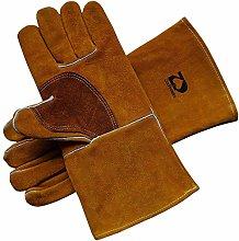ZaoProteks ZP1709 Cowhide Leather Heat Resistant