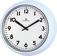 Zassenhaus 0000072969metal retro wall clock,