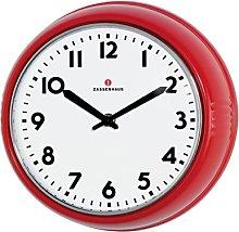 Zassenhaus 72723Retro Wall Clock, Diameter