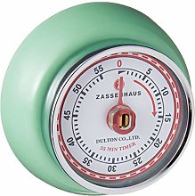 Zassenhaus Timer Speed, Metal, Mint-Green