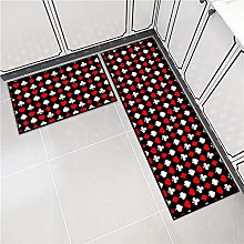 ZAZN European-Style Kitchen Carpet, Household
